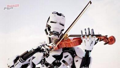 صورة إبداع موسيقى بالذكاء الاصطناعي