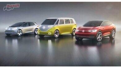 صورة فولكس فاجن تعتزم تحويل نصف معروضاتها إلى سيارات كهربائية بحلول 2030