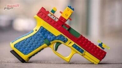 """صورة مسدس شبيه بلعبة """"ليجو"""" يثير جدلًا واسعًا في الولايات المتحدة"""