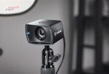 صورة كاميرا ويب لتسجيل فيديو بلا تشويش