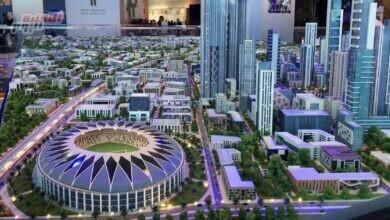صورة شاه شاكر: استخدام التكنولوجيا في تصميم مباني العاصمة الإدارية جعلها تنافس عالميًا