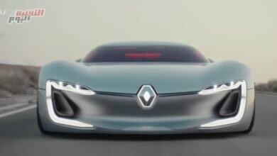 صورة فيديو| سيارات Renault المستقبلية الأكثر تطورًا وجنونًا