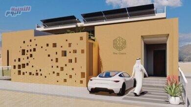 صورة الجامعة الأمريكية بالقاهرة تشارك بمسابقة دولية في دبي لتصميم وبناء منزل يعمل بالطاقة الشمسية