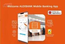 """صورة إطلاق الخدمات المصرفية الهاتفية لـ""""بنك الإسكندرية"""" على منصة HUAWEI AppGallery"""