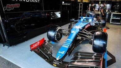"""صورة فريق ALPINE F1 ينضم لـ""""FIREEEE"""" لحماية البيانات خلال عمليات السباق"""