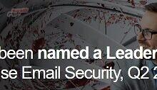 صورة «ذا فوريستر ويف» للأبحاث تصنّف تريند مايكرو كشركة رائدة في أمن البريد الإلكتروني للشركات