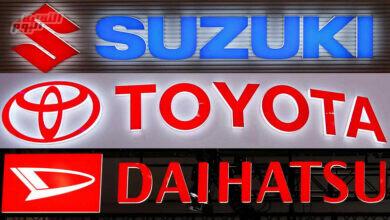 """صورة """"سوزوكي"""" و """"دايهاتسو"""" تنضم إلى تحالف """"تويوتا"""" للتنقل الكهربائي"""