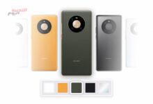 """صورة """"Huawei"""" تقدم ألوانًا ومواد جديدة للوحة الخلفية لمستخدمي الهواتف الذكية"""