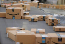 """صورة """"Amazon"""" تنفي التخطيط لقبول الدفع بـ""""Bitcoin"""""""