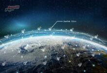 """صورة """"سبيس إكس"""" تُطلق مجموعة جديدة من أقمار ستارلينك في المدار غدًا"""