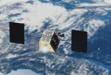 """صورة """"وان ويب"""" تُطلق أقماراً صناعية في مسعاها لنشر خدمة إنترنت عالمية"""