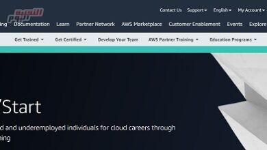 """صورة أمازون ويب سيرفيسز توسّع نطاق برنامج """"ريستارت"""" للتدريب المجاني على المهارات السحابية بالشرق الأوسط وشمال إفريقيا"""