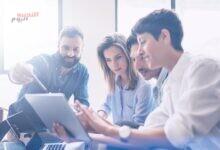 """صورة 5 استراتيجيات لتعزيز الإنتاجية في صفوف التدريس والمكاتب من منصة """"SHAREit"""""""