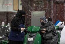 صورة تقرير| عربات المسجد الحرام من كرسي خشبي إلى عربات حاصلة على براءة الاختراع في الهندسة الذكية
