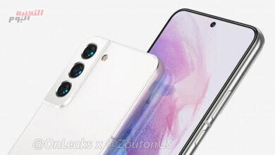 صورة طرح صور Samsung Galaxy S22 في عروض عالية الجودة