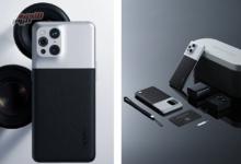 صورة طرح هاتف الكاميرا المتطورة Oppo Find X3 Pro Photographer Edition للبيع في الصين