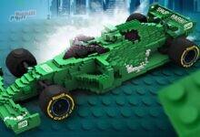 صورة الاتحاد السعودي للسيارات والدراجات النارية يبني أضخم مجسّم سيارة فورمولا1 في العالم