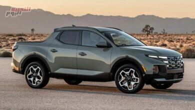 صورة سيارة هيونداي سانتا كروز بيك أب بروح توسان الجديدة الأسرع مبيعاً في الولايات المتحدة