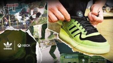 صورة أديداس تُطلق حذاءً رياضيًا جديدًا بالتعاون مع مايكروسوفت