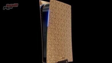 صورة كافيار تُطلق نسخة ذهبية من بلاي ستيشن 5