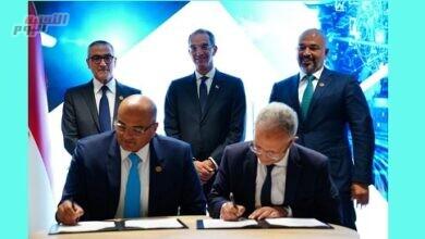 """صورة """"نايل أون لاين"""" توقع اتفاقية تعاون مع """"ITIDA"""" لتدريب وتوظيف أكثر من 2000 من الكوادر المصرية الشابة بحلول عام 2023"""
