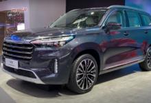 صورة فيديو  Chery الصينية تطرح سيارات Exeed VX الجديدة