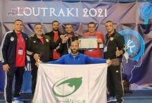 """صورة البريد المصري يحصد الميدالية البرونزية بمنافسات بطولة العالم للمصارعة """"للرواد"""" في اليونان"""