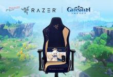 صورة شراكات استراتيجية بين Razer ومطورو الألعاب Genshin Impact